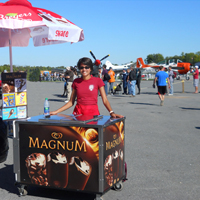 Ottawa's Ice Cream Cart Provider