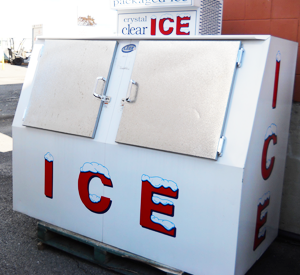 An Ice Storage Unit